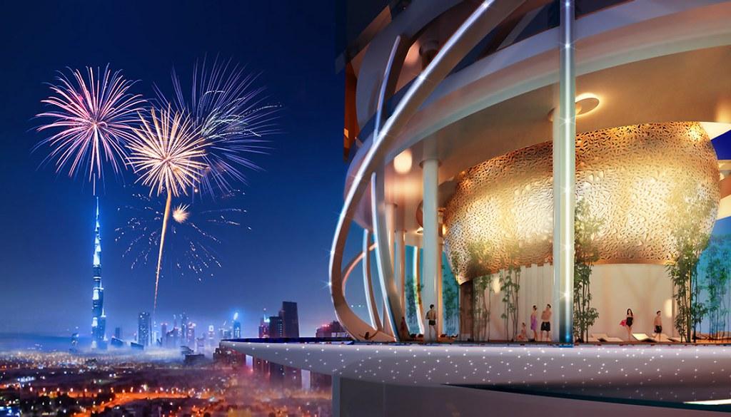 Dubai Rosemont Hotel & Residences 1