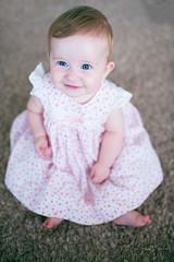 Bellamy (jtsamsonphotography) Tags: d750 nikon baby naturallight portraiture happy littlegirl