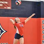 LEHS JV Volleyball vs Hartsville 9-22-16
