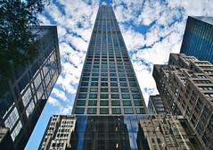 432Park (elizaroff) Tags: 432 432park 432parkavenue parkavenue park newyork manhattan manhattanskyline skyline sky clouds blue midtown 57street 57 street nyc ny nys skyscrapers skyscraper newyorkskyline september 2016 fall