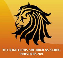 Proverbs 28:1 (joshtinpowers) Tags: proverbs bible scripture