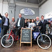 Comfy Saddle Cycle Hire launch