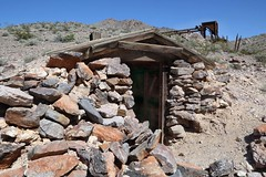 Inyo Mine / Death Valley (Ron Wolf) Tags: california nationalpark mine structure historic mining echocanyon deathvalleynationalpark