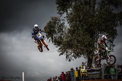Campeonato españa motocross (Daniel González Fotografía) Tags: del camino huelva andalucia moto salto motor motocross barro carrera enduro tierra circuito valverde