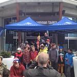 Revelstoke U14 Can-Am, Boys' Slalom Podium on day 2