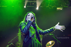 Amaranthe (Nat Mora Domingo -Enêmede-) Tags: show music london metal elise guitar stage concierto voice sing scream amaranthe enemede elizeryd henrikenglund olofmorck