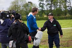 ARD TV visit to Andrew Gow's farm (Murroe, Co. Limerick) (ornua) Tags: irish home andrew dairy limerick gow kerrygold idb irelandireland dublindublin ornua