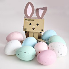 Easter Danbo (Katha.*) Tags: bunny easter spring pastel easterbunny easteregg danbo danboard