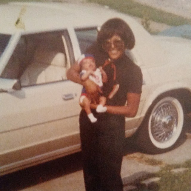 Happy Mothers Day to Grandmother Hazel Harris