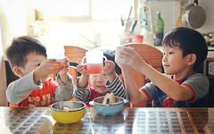 (brave22222) Tags: boy kid twins child cheers  nex  sel35f18