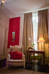 "La Suite Régina - Le Salon <a style=""margin-left:10px; font-size:0.8em;"" href=""http://www.flickr.com/photos/130830845@N06/17148305062/"" target=""_blank"">@flickr</a>"