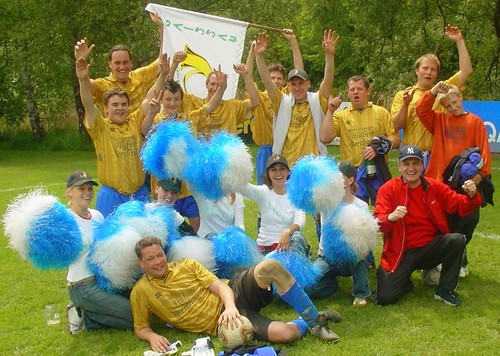 01 Ortsvereinturnier 2005 - Das Dreamteam