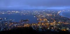 View from Mount Hakodate (sleepyhead's) Tags: japan hokkaido 北海道 日本 nippon hakodate nihon hokkaidou 函館山 hakodateyama hokkaidō 日本国 函館市 mounthakodate hakodateshi