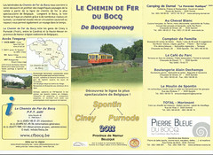 2011. achterzijde folder CFB (Arno@Rsd) Tags: tsp nmbs cfb lijn128