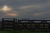 TRANQUERA (lucas corvalan) Tags: tranquera campo nublado tarde contraluz