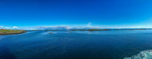 Jour 5 - Ferry vers Brjánslækur