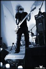 G# + THE BASSENGER at Hradby Samoty 2016 (Martin Mayer - Photographer) Tags: music castle concert industrial g gig performance noise harsh koncert the 2016 rosice hradby zmok bassenger samoty