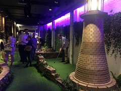 The Lighthouse (Bex.Walton) Tags: london swingers crazygolf thecity minigolf