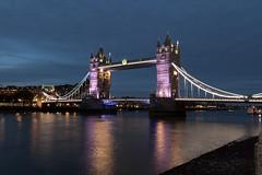 Tower Bridge, London at Night (gbuckingham89) Tags: london londonnight longexposure night nightlondon nightphotography riverthames towerbridge england unitedkingdom gb