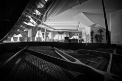 the piano view (ts photo art) Tags: pianoview piano wing dubai summer living room streetphotography bw leicam blackwhite tsphotoart blackandwhite beautyphotoart street portrait landscape availablelight streetart amazing blur bright flgel
