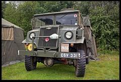 Chevrolet C15 15cwt (zweiblumen) Tags: uk england military vehicle dudley hdr westmidlands tipton polariser blackcountrylivingmuseum 1940sweekend canoneos50d zweiblumen csv331 chevroletc1515cwt