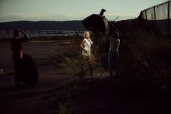 Caitlin BTS (Joseph K Photography) Tags: canon color beauty bts strobist sun sunset sunlight summer photo photography photos portrait people portraiture pose post pcb rovelight newyork outdoor