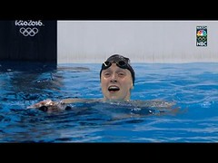 Katie Ledecky out-touches the field for 200m freestyle gold (Download Youtube Videos Online) Tags: katie ledecky outtouches field for 200m freestyle gold