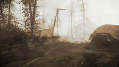Road to nowhere (Sun4oyZ) Tags: road fallout fallout4 falloutfans falloutworld favorite gameoftheyear bethesda harbor