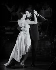 Tango (Callan S) Tags: woman man monochrome dance tango elegant silverefex