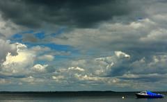 clouds (dmytrok) Tags: danmark dänemark denmark rømø römö insel nordsee nord sea meer