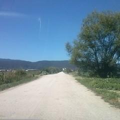 #strada per Borgo Incile