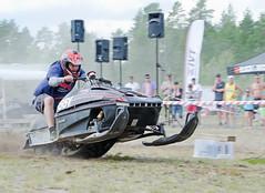 drag037 (minitmoog) Tags: dragrace grass dragracing sleds snowmobiles skoter veteran vintage lycksele