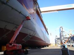 DSC00659 (stage3systems) Tags: shipbuilding dsme teekay rasgas