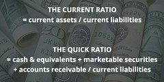 Explaining The Current Ratio and Quick Ratio For New Investors (exploringmarkets) Tags: accounting current ratio finance investing tips pictar quick stock market stocks what is