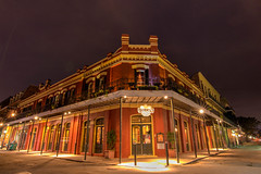 Muriel Building (BhushanAwate) Tags: new orleans louisiana night muriel architecture long exposure nikon d5300 sigma 1120 f28