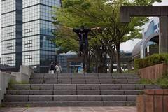 Okachang (BOB_Woods) Tags: fgfs lucidasiatour fixedgearfreestyle fukuoka japan