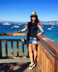 El mar me da vida! feliz noche a todos! #vacaciones #verano2016 #elblogdemonica #mar #playa #instamood #instagram #instafriends #tagsforlikes #tagsforfollow #ootd #denimshorts #easywear #w (elblogdemonica) Tags: ifttt instagram elblogdemonica fashion moda mystyle sportlook springlooks streetstyle trendy tendencias tagsforlike happy looks miestilo modaespaola outfits basicos blogdemoda details detalles shoes zapatos pulseras collar bolso bag pants pantalones shirt camiseta jacket chaqueta hat sombrero