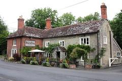 The Black Dog Chilmark Wiltshire UK (davidseall) Tags: the black dog pub pubs inn tavern bar public house houses chilmark wiltshire uk gb british english village country wadworth