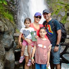 DSC_0816 (errolviquez) Tags: familia hijos paseos costa rica bela ja naturaleza catarata sobrinos
