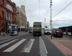 BT 344 (deltrems) Tags: dennis trident blackpool promenade lancashire fylde coast tram transport public service passenger carrying vehicle