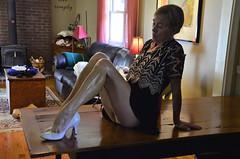 _DSC0080jj (ARDENT PHOTOGRAPHER) Tags: calves muscular female woman flexing skinny mature milf gilf highheels tiptoe
