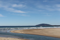 Gerroa on a beautiful winters day (Lason243) Tags: gerroa nsw australia beach ocean water coast