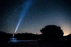 M a k e  a  W i s h (Andrea LD) Tags: milkyway milky way man stars sky long exposure canon eos 6d ef 1740 1740mm f4 l usm night starry