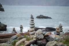 Mile Rock Beach (sottolestelle) Tags: californie california sanfrancisco usa landsend milerockbeach