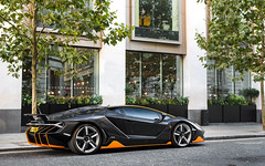 Centenario. (Alex Penfold) Tags: lamborghini centenario orange carbon supercars supercar super car cars autos alex penfold 2016 london