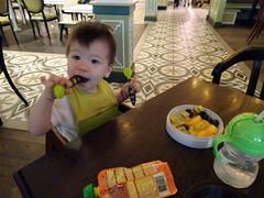 efteling_4_038 (OurTravelPics.com) Tags: efteling max having lunch witte paard restaurant anton pieck plein square marerijk kingdom