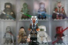 Ahsoka Tano (2) (adria1223) Tags: ahsoka ahsokatano lego starwars starwarsrebels starwarsahsokatano togruta legocustom custom legominifigure legofigure legostarwars legostarwarsrebels