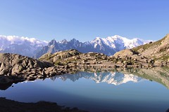 lac blanc (veridjana) Tags: frenchalps alps hiking mountains summer exterieur montagne paysage