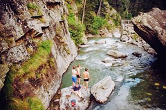 . (Careless Edition) Tags: photography film mountain nature river southtyrol italy sdtirol passeier valley tal pfelders