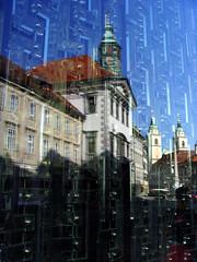 Ljubljana, Slovenia (johnnysenough) Tags: 40 ljubljana republikaslovenija slovenia slovenije slovnie eslovenia slowenien europe eu capitalcity historicbuildings 100citiesx1trip travel snv34843 johnnysenoughhepburn